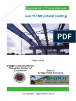 Field Manual for Structural Bolting 5 5x8 5pdf 468332 7
