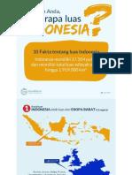 10 Fakta Tentang Indonesia