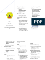 6. Leaflet Cara Pengolahan Makanan