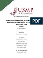 Seminarario - Salud Publica -Carga de Enfermedad