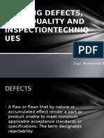 Welding Defects Presentation