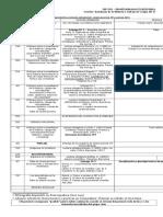 Cronograma de materia de terciario
