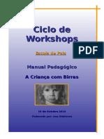 Manual Pedagógico - A Criança Com Birras