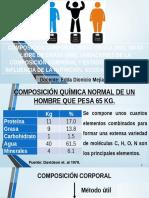 3ra Clase - Composicion Corporal 2016 - II