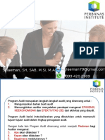 (08) Program Audit