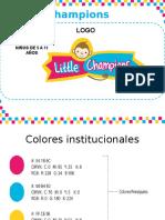 Colores aplicados a gym