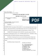 10-03-2016 ECF 746 USA v Dave Bundy - Motion to Dismiss