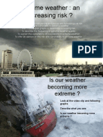 Extreme Weather Risk Vulnerability