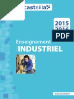 Catalogue Industriel 2015