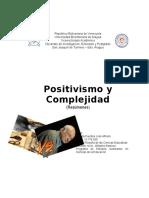 Actividad 2 - Positivismo y Complejidad - Jose Parada