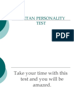 Article 08 - Tibetan Personality Test
