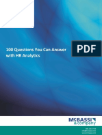 Article 23 - 100 Questions HRAnalyticsCanAnswer