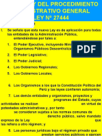 Ley 27444 Ppt