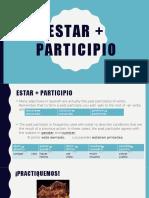 spanish 3 el arte estar   participio