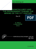 Biohydrometallurgy and the Toward the Mining