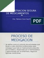 Adminstracion Segura de Medicamentos