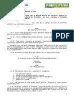 LEI 1060 - Estatuto Dos Servidores 2011