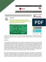 04 10 1026 - Formación docente, pensamiento crítico y pósmetodo Transformación de enseñanza de LE.pdf
