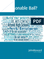Reasonable Bail Report