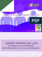 Incentive Awards