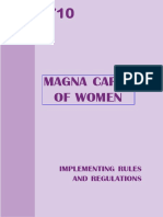 RA9710-Magna Carta for Women