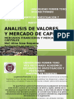 Clase 1 Analisis de Valores y Mercado De
