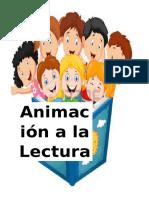 Animacion a La Lectura