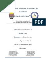 Investigación Club Campestre Pinares Del Picacho