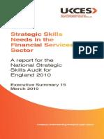 Evidence Report 15 Executive Summary