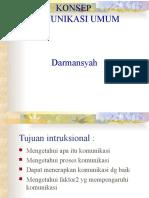 KONSEP KOMUNIKASI UMUM.ppt