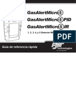 Gas Alert Micro 5