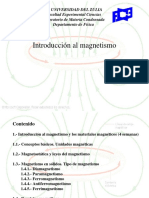 Introduccion Al Magnetismo