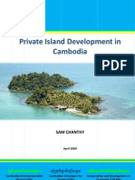 Private Island Development in Cambodia