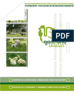 Sistema de Comedouro e Bebedouro Para Avicultura Portuguese