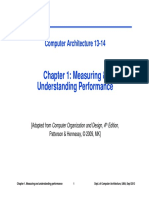Chapter 1. Measuring and Understanding Performance