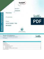 1. Introduccion a Las Finanzas_Contenido