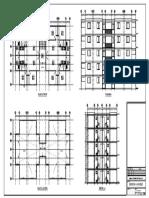 Arquitectónico Edificio 5 Niveles 220916