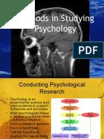 Methods in Psychology