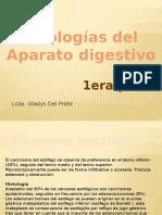 Patologias Gastrointestinal