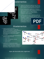 Bioelementos y Biomoléculas Asignacion 4