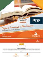 Orgao de Financiamento e Planejamento Financeiro V
