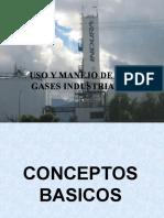 7.- Seguridad en Manipulacion de Gases