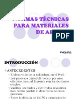 9.- Clasificacion Aws Para Materiales de Aporte