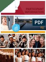 Participant Information ECG GPoN Riga 2017