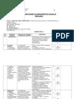 Planificare Upstream Clasa a X-A C