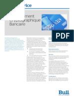 Équipement Cryptographique Bancaire