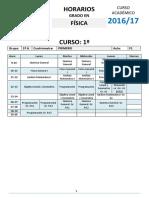 HorarioFisica2016-17