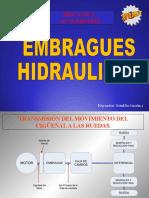 Exposicion de Embrague Hidraulico