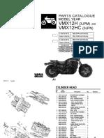 vmax 1200 parts