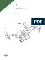 Inspire 1 User Manual v1.0 Fr (1)